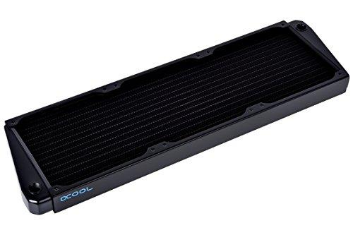 Alphacool NexXxoS ST30 Full Copper X-Flow 420mm Radiator, schwarz