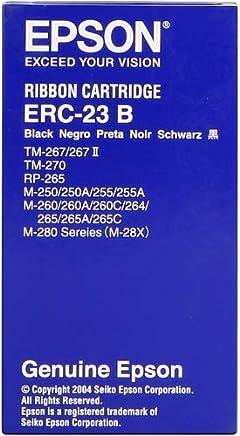 Epson ERC-23B Siyah Şerit (C43S015360)