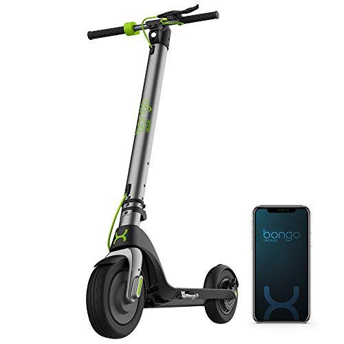 """Cecotec Patinete eléctrico Bongo Serie A Connected. Potencia máxima de 700 W, App Smartphone, Batería Intercambiable, autonomía ilimitada Desde 25 km, Ruedas antirreventón de 8,5"""""""