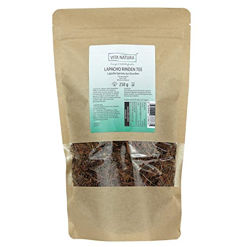 Vita Natura Lapacho Rinden Tee, 1er Pack (1 x 250 g)