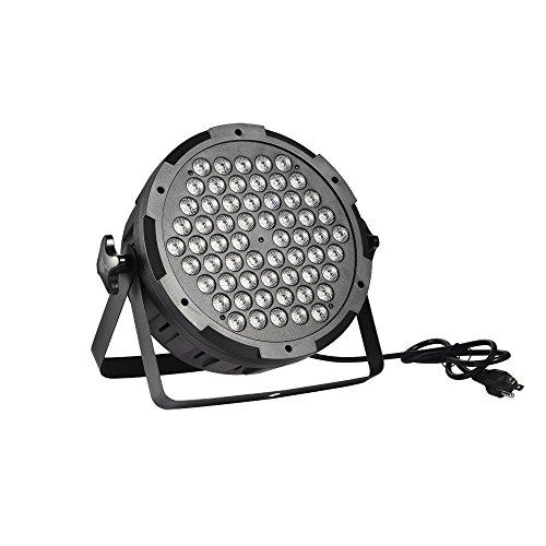180W 160W 120W 100W 80W Luz de Escenario LED Etapa Par Luz Soporte de Sonido Automático RGB LED etapa par luz DMX512 Lámpara Estroboscópico Canales (100)