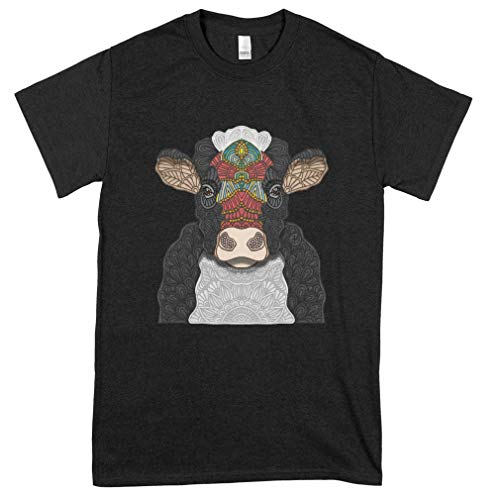 Béllá The Cow Classic Guys Unisex Tee Cool Graphic Tees For Men 80S Best Women 90S Tees Retro