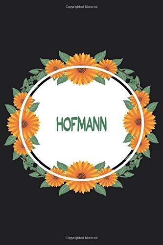 Hofmann: Personalized Notebook | Hofmann