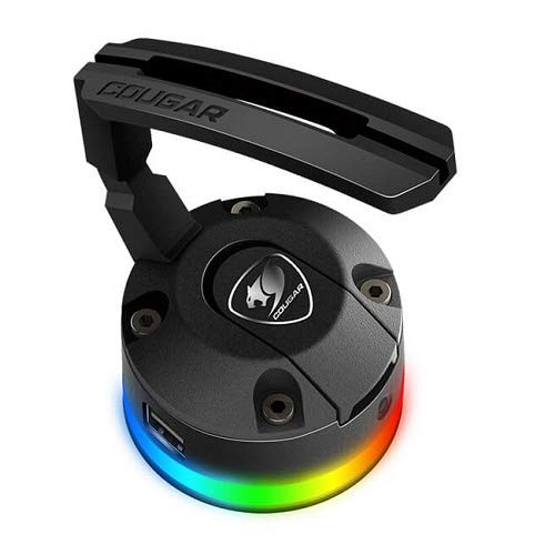 COUGAR マウスバンジー BUNKER RGB 2ポートハブ搭載 CGR-XXNB-MB1RGB