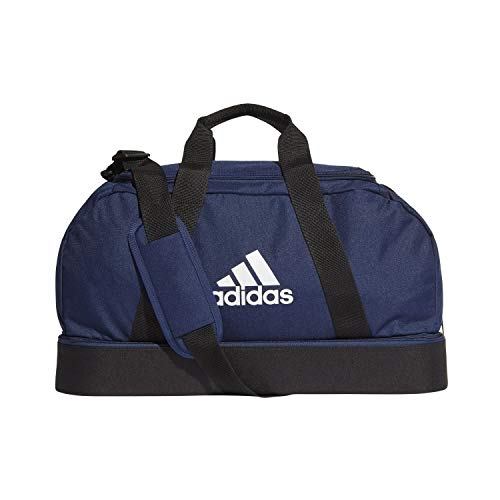 adidas Herren Tiro Duffelbag, blau/weiß, OS