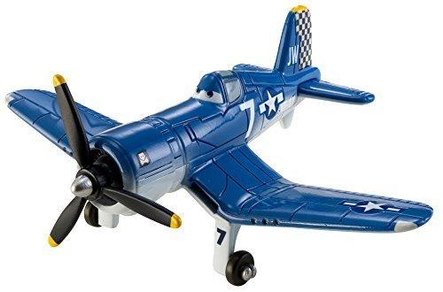 Disney Planes Skipper Diecast Aircraft by Mattel