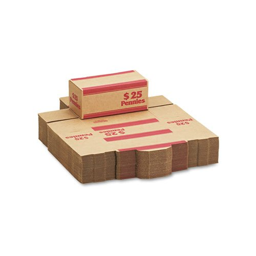 MMF240140107 – MMF Corrugated Cardboard Coin Transport Box
