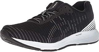 ASICS 1012A002 Women's Dynaflyte 3 Running Shoe, Black/White - 11