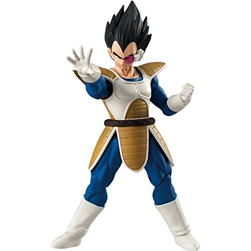 Bandai Shokugan Shodo Part 4 Dragon Ball Z Vegeta Action Figure