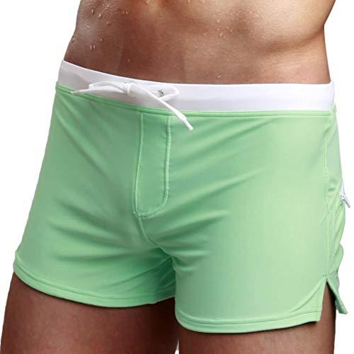 Willlly Charmant badpak stijl en strak casual strand chic korte sluiting man onderbroek strand zwemkleding zwemshorts boxershorts