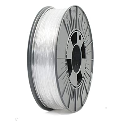 ICE Filaments ICEFIL1PET152 PET filament, 1.75mm, 0.75 kg, Cunning Clear