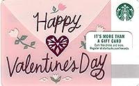スターバックス スタバカード 2017『ハッピーバレンタインデー』海外版