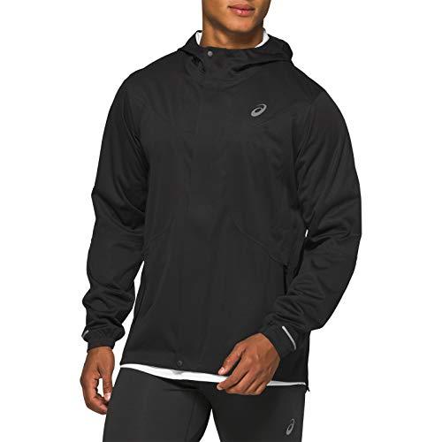 ASICS Mens 2011A976-002_L Jacket, Black, L