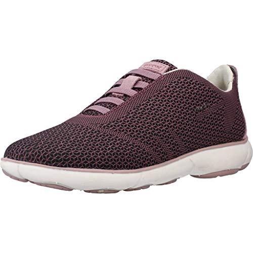 Geox - sneaker d nebula - 37 - black-pink