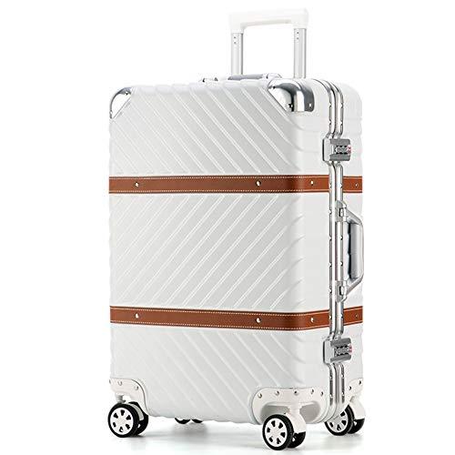 KANGJIABAOBAO Trolley Case 20 Inch 24 Inch 29 Inch Draagbare Draagtas Op Bagage Koffer Spinner Hardshell Trolley Koffer Met Spinner Wielen Zakelijke Reistas Kofferset