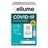 1 AND DONE – THE ONLY 1 AND DONE OTC RAPID HOME COVID ANTIGEN TEST THAT CAN PROVIDE ACCURATE RESULTS IN 15 MINUTES AFTER JUST ONE TEST AND DOES NOT REQUIRE A SECOND TEST AFTER 24-36 HOURS. The Ellume COVID-19 Home Test requires just 1 test and 15 m...