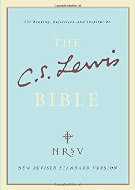 C. S. Lewis Bible: New Revised Standard Version (NRSV) (Bible Nrsv) by (2010-11-11)