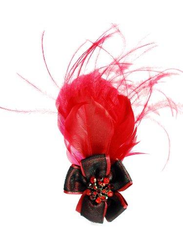 Cristal Rouge avec clip