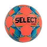 SELECT Futsal Street Futsal Ball, Orange/Blue, Senior