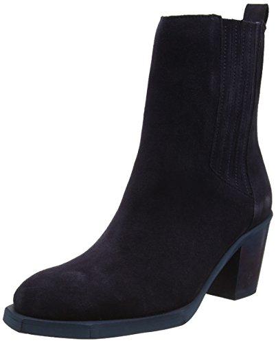 Won Hundred Shoes Damen Patrice Chelsea Boots, Blau (Shoe Colour Dark Blue 42), 39 EU