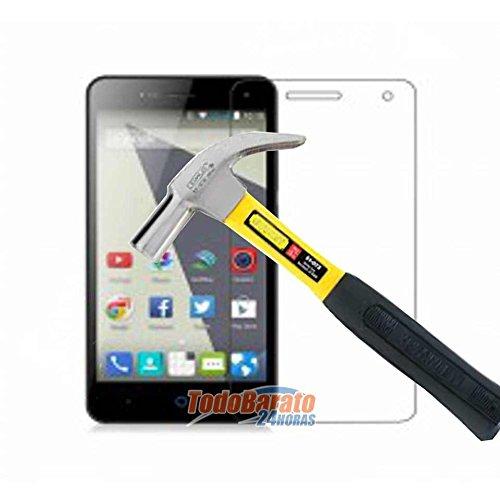 1 Protector Cristal Templado Compatible con Zte Blade L3 Plus