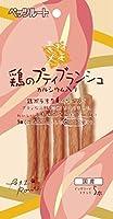 (まとめ買い)ペッツルート 素材メモ 鶏のプティブランシュ 5本 【×20】