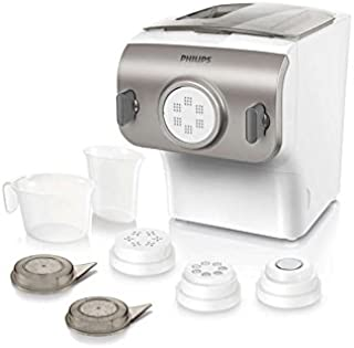 Philips Pasta Maker - HR2357/05 (Renewed)