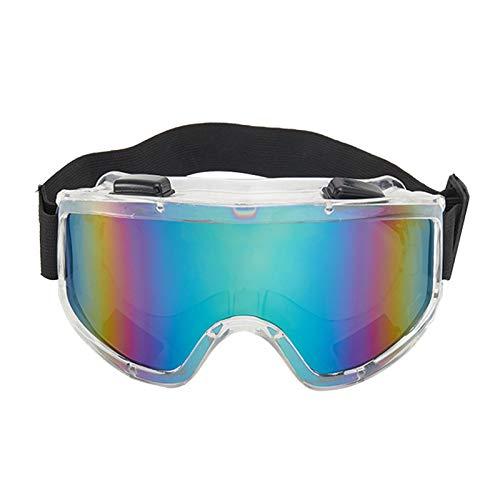 ZPEE Skibrillen Ski Snowboard Goggles Alpine Skibrille Schneemobile Wintersport Brillen Schneebrillen Schneesportbrille (Color : F)