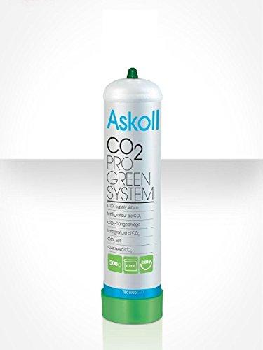 Askoll 001698 Bombola Non Ricaricabile per Acquari