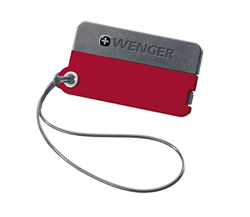 Wenger WG6185RE Luggage Tag Set of 2