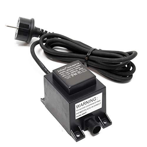 source de courant 2-pol IP44 12Volt 2500mA 30VA AC/AC