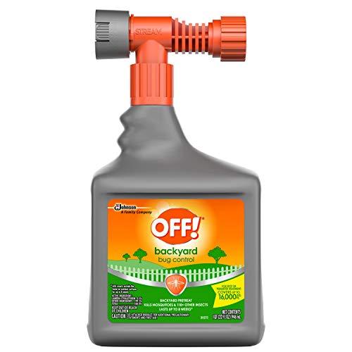 OFF! Bug Control Yard Pretreat, 32 OZ (Pack - 1)