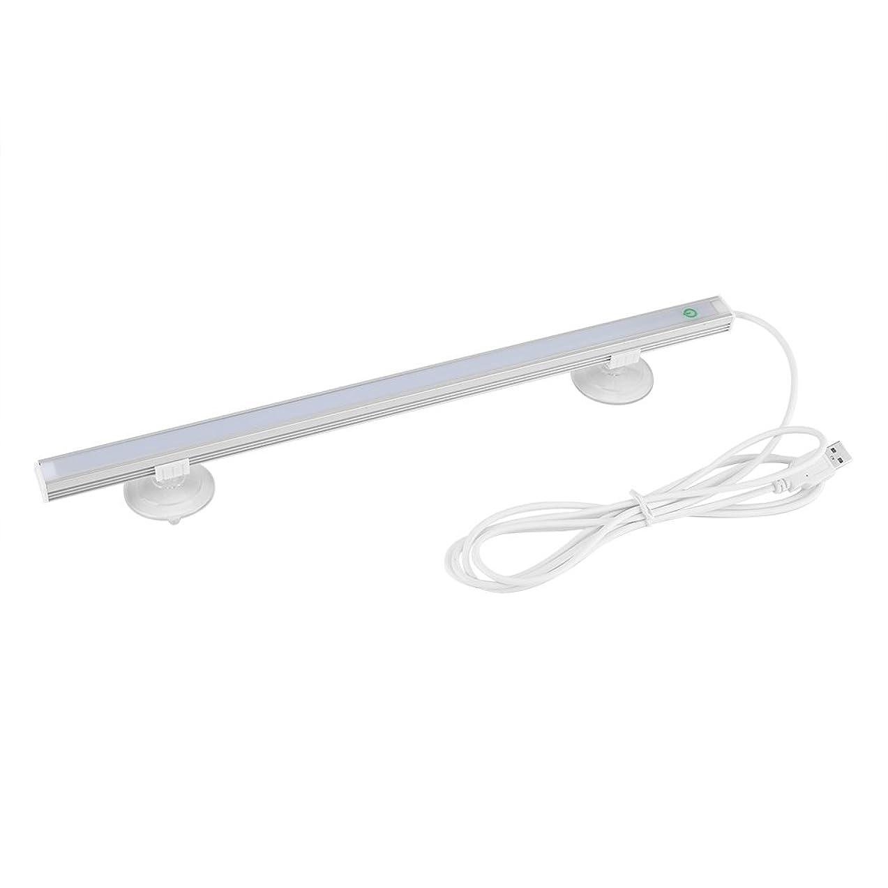 薬重要な限られたキャビネットライト LEDミラーライト クローゼットライト タッチライト 吸盤 貼り付ける キャビネット クロゼット 鏡に取り付ける 化粧鏡装飾 洗面台 化粧台 照明用具
