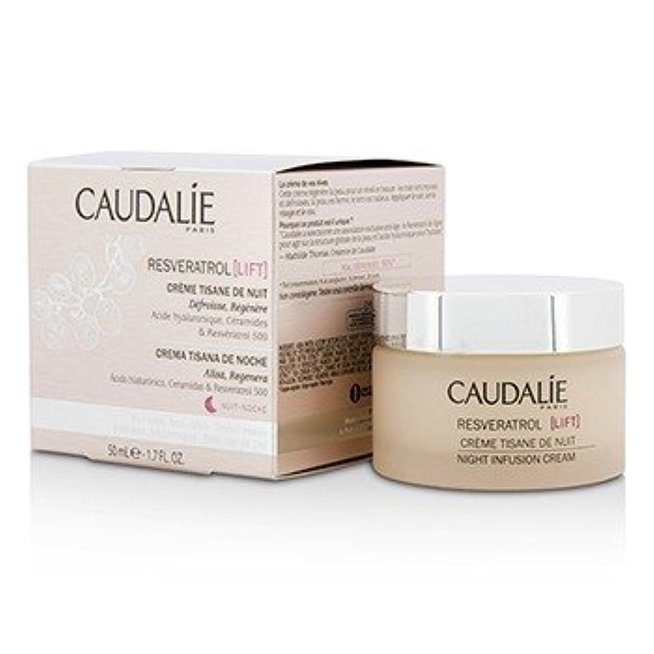 ランプ曲げる才能[Caudalie] Resveratrol Lift Night Infusion Cream 50ml/1.7oz