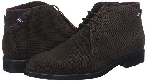 LLOYD Herren Page Desert Boots, Braun - 7