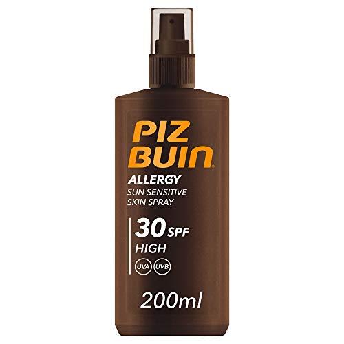 Piz Buin Allergy Sun Sensitive Skin Spray SPF30 , 200ml