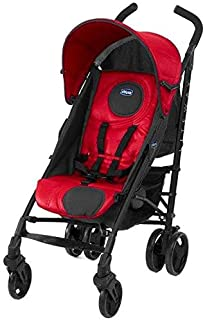 Chicco LITE WAY STROLLER BASIC, RED WAVE