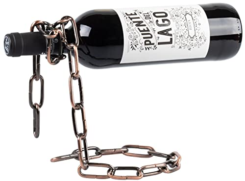 Grinscard -   Weinflaschenhalter