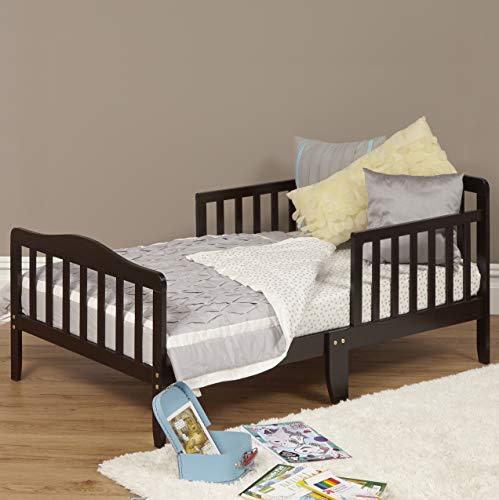 Suite Bebe Blaire Toddler Bed, Espresso