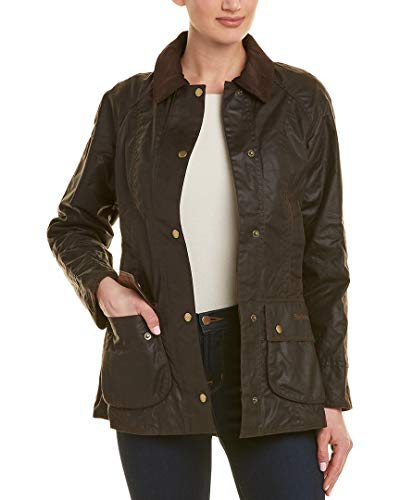 Barbour Beadnell Womens Jacket Rustic UK8 EU34 US4