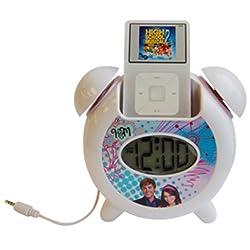 Wesco Disney High School Musical I-Connect Alarm Clock