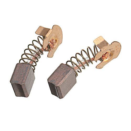 Carbon Brushes for Makita DHR241 DHR202 BTD200 BTW200 DTW450 18v Cordless SDS+ Hammer Drill CB441/CB432 194435-6