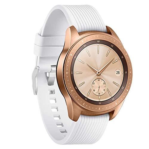 BNBUKLTD - Correa de repuesto para Samsung Galaxy Watch (46 mm, silicona)