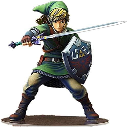 Anmine Toys Legend of Zelda Skyward Sword Figure Link Action Figure Desk Decoration Anime Geschenken Speelgoed Model Kits