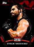 2018 Topps WWE Then Now Forever 25 Year of...