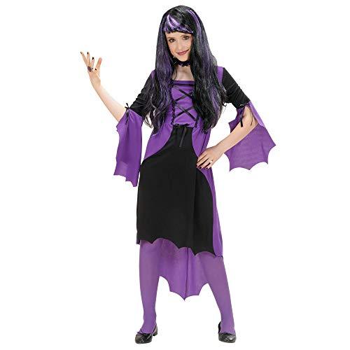 WIDMANN Widman - Disfraz de halloween vampira para niña, talla 6 años (58506)