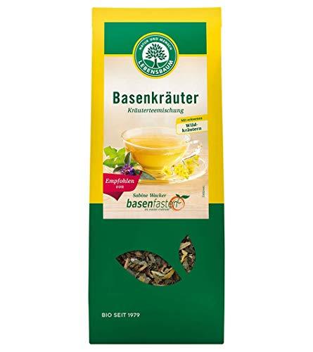Lebensbaum Kräutertee Lose - Basenkräuter (Mit Wildkräutern), 50 g