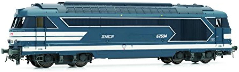 Jouef hj2340Lokomotive Diesel bb67604SNCF