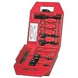 Milwaukee 1 3/4' - 2 9/16' X 6 3/4' X 7/16' Hex Shank Selfeed Drill Bit Set/Package Size: 1 Each