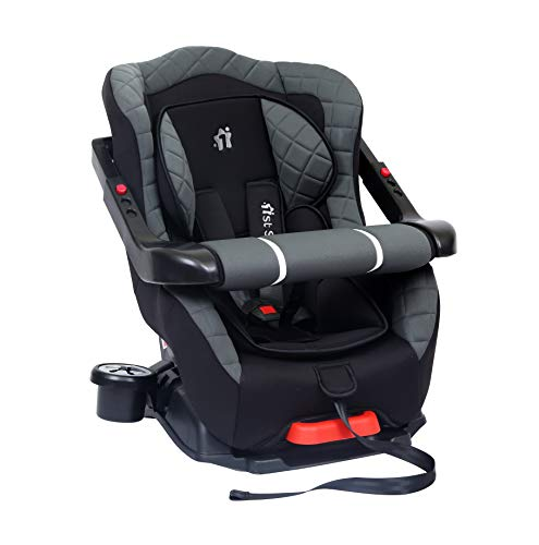 1st Step ECE R44/04 Safety Certified Car Seat for Kids of 2 to 5 Years Age with 3 Recline Position,...